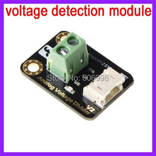10pcs/lot Voltage Detection Module Voltage Divider For Arduino