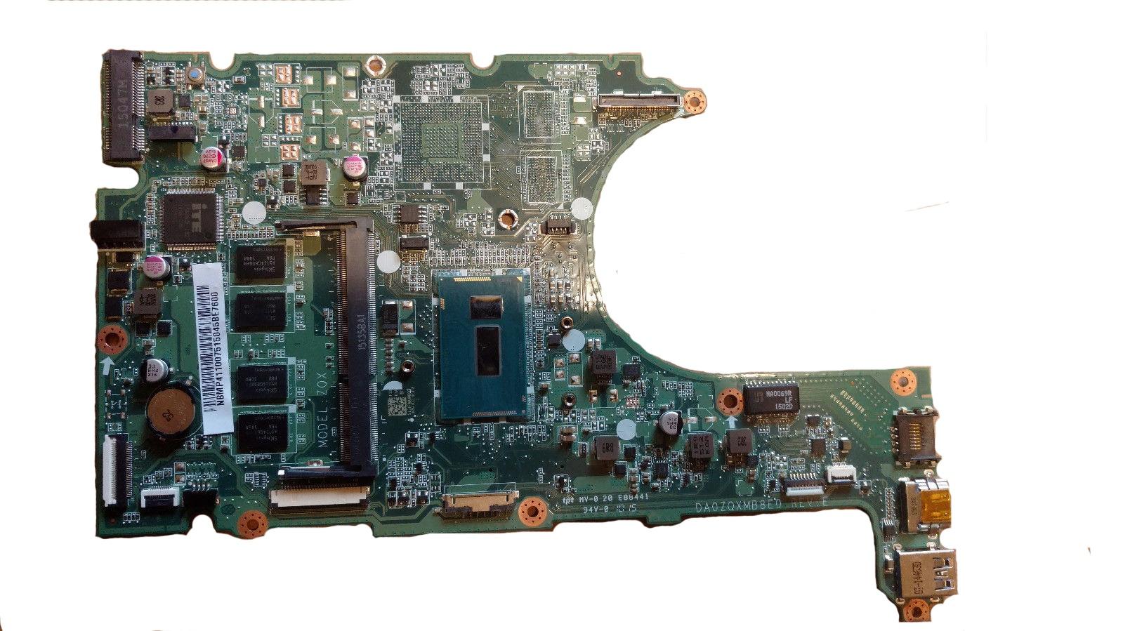 HOLYTIME Laptop Motherboard For font b Acer b font Aspire R3 471T DA0ZQXMB8E0 NBMP411003 SR1EF I5