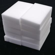 10 шт меламиновой губка чаша Чистящая средство для посуды Кухня спонж для чистки ванной 10x6x2 см