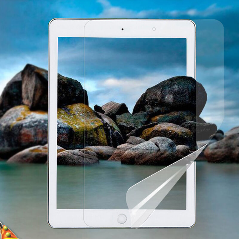 For Apple iPad Pro 10.5 Clear Soft Screen Protector Front LCD Screen Protective Film For iPad mini4 mini1/2/3 2/3/4 soft glass
