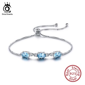 ORSA JEWELS Real 100% 925 Sterling Silve