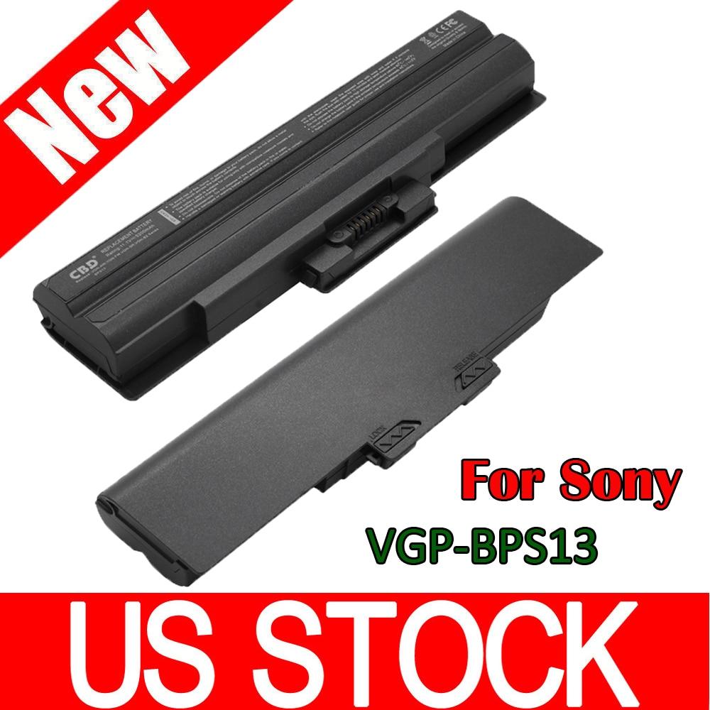 Akkumulátor Sony Vaio VGP-BPS13 / B készülékhez VGP-BPS13 / Q - Laptop kiegészítők