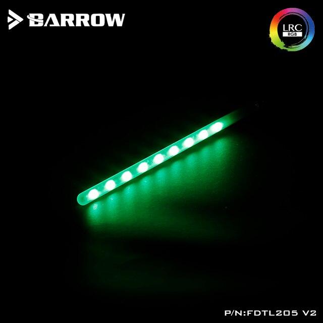 Barrow FDTL LRC1 0 12v 4pin LED Reserovir Lighting Strips Glass