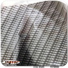 iTAATOP Hydrographic Film TSTM090 0.5m*2m Carbon Pattern Water Transfer Printing Film(China)