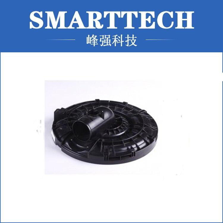 round shape parts, electric spare parts, plastic mould high tech plastic electric torch enclosure mould