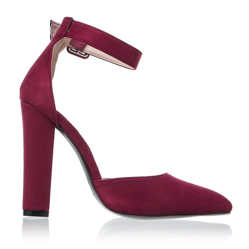 LALA IKAI Brand Strap Heels Classic Heeled Sandals Woman (1) 4