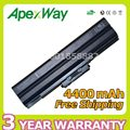 Apexway Черный 6 клетки 4400 мАч 10.8 В аккумулятор для ноутбука sony VGP-BPS13 VGP-BPS13A VGP-BPS13B VGP-BPL13 VGP-BPL21