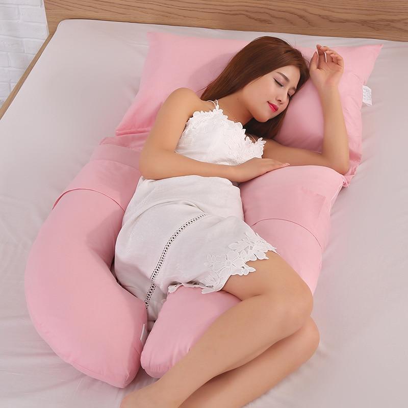 Benryhome Com Big Size U Type Sleeping Pillows For
