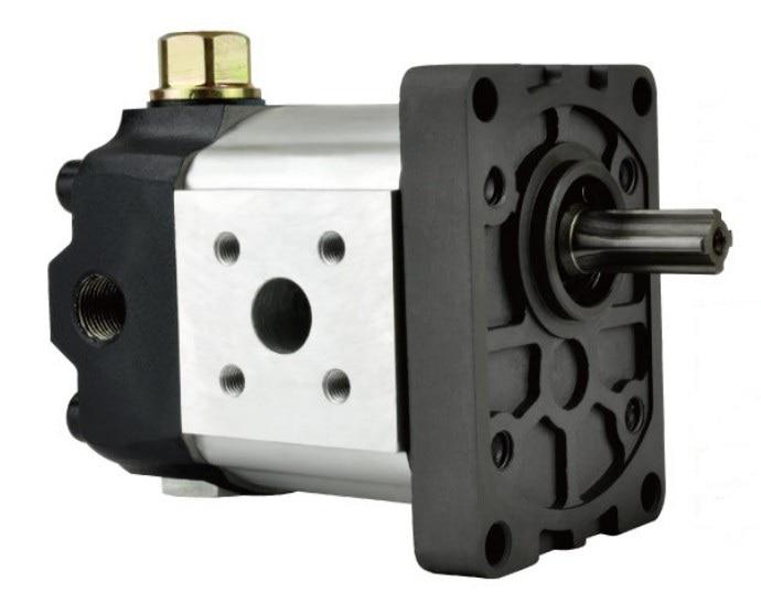 High pressure gear oil pump CBT-E310-HL constant flow hydraulic pump seaflo high pressure gear pump 12v 3 2gpm electric oil pump for diesel lubricant viscous liquids transfer