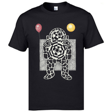 Free Dropship Mens Normal Tops T Shirts Astro Spaceman Balloon NEW YEAR DAY Well Chosen Best Gift Funny Tshirts Nice Tees