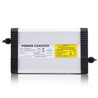 XINMORE AC DC 73V 5A Lifepo4 lithium Battery Charger for 60V (64V) Power Polymer Scooter Ebike for Electric TV Receivers