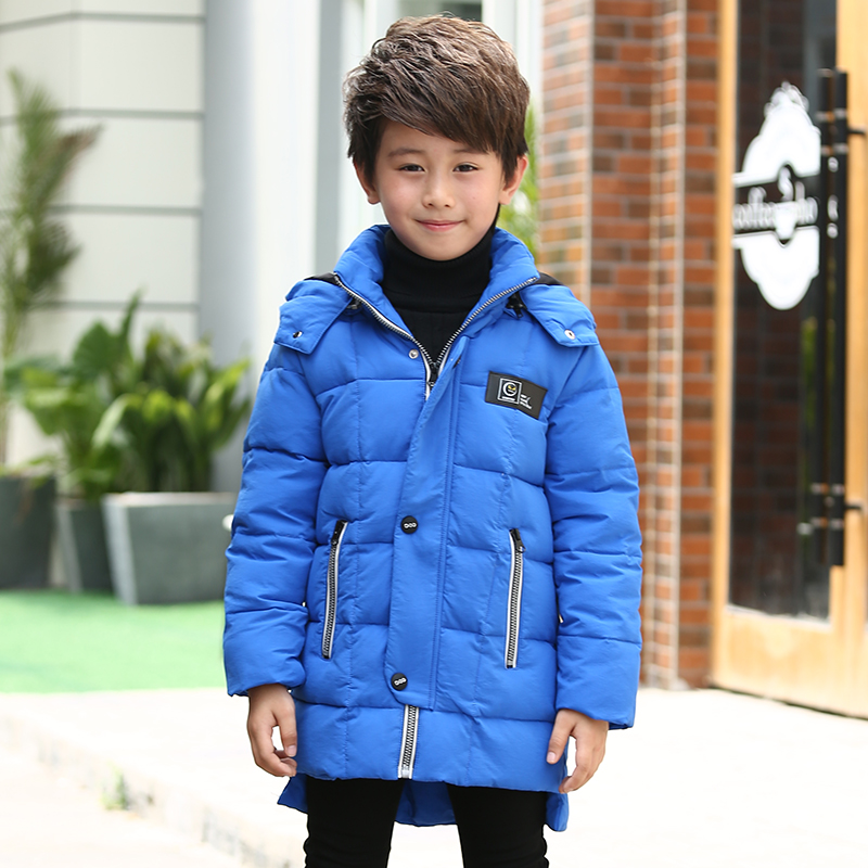 2017 Fashion Boy winter down Jackets Children Coats warm baby Cotton Parkas  Kids Outerwears for casual 2016 winter jacket for boys warm jackets coats outerwears thick hooded down cotton jackets for children boy winter parkas