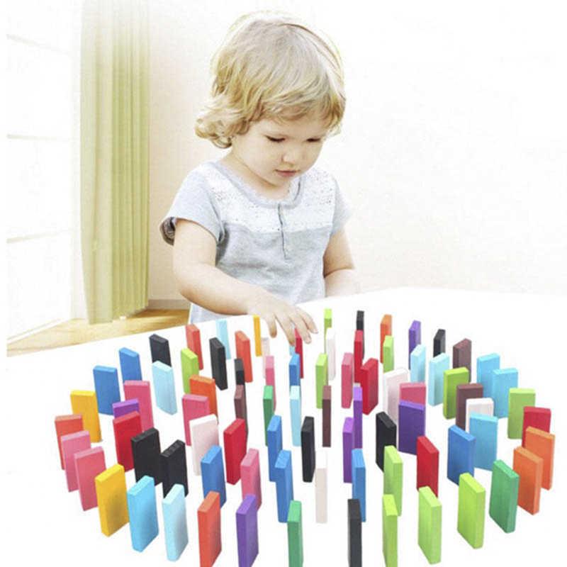 120 шт. домино с 10 органов Domino красочные игрушки дети играют воображение родитель-ребенок игры детей Playmate подарки 2018
