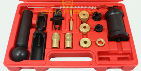 US $48 5  18 Piece FSI Injector Puller Set Injector Service Tool Kit for  Audi Vw Engines Diesel-in Engine Care from Automobiles & Motorcycles on