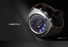 2016 neue Geak Bluetooth Smart Watch Wrist Smartwatch APK für Apple IOS Samsung Android Smartphone Männer Frauen Sport Armbanduhr