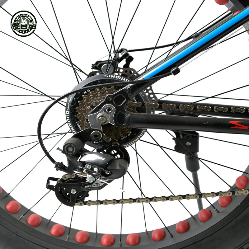 Ljubav Sloboda 7/24/27 Brzina Planinski bicikl Terenska Aluminijska - Biciklizam - Foto 5