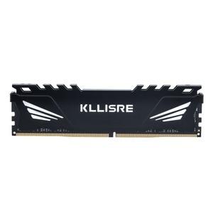 Image 1 - Kllisre ddr4 ram 8GB 2133 de 2400 de 2666 memoria de escritorio DIMM placa base de soporte ddr4
