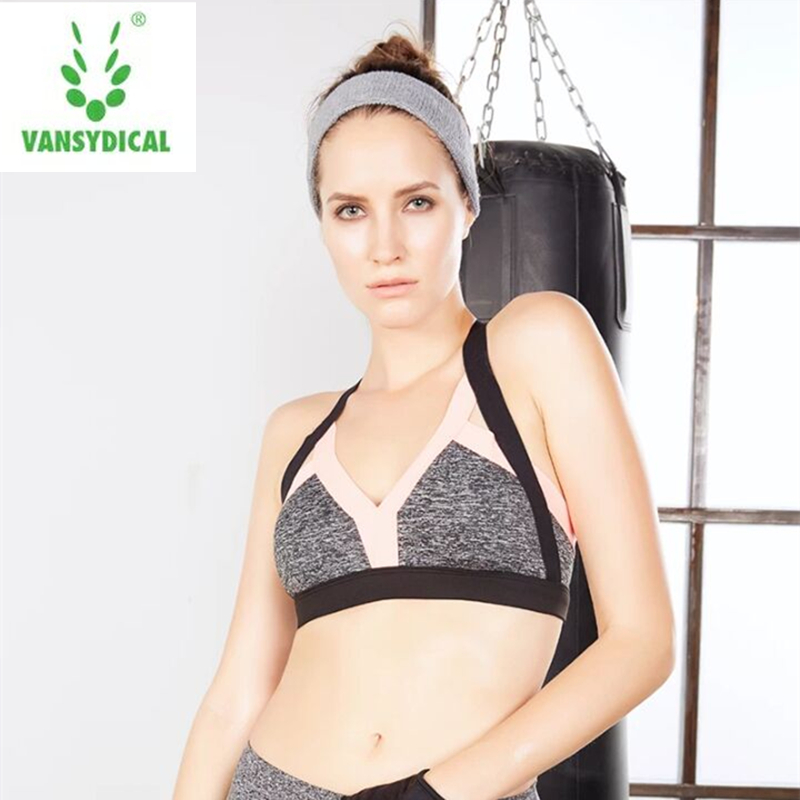 b791cf5d762df Quick Dry Camo Sports Bra Women Summer Seamless Rims Sports Brassiere Yoga  Fitness Padded Running Bra Jogging Plus Size Crop Top-in Sports Bras from  Sports ...
