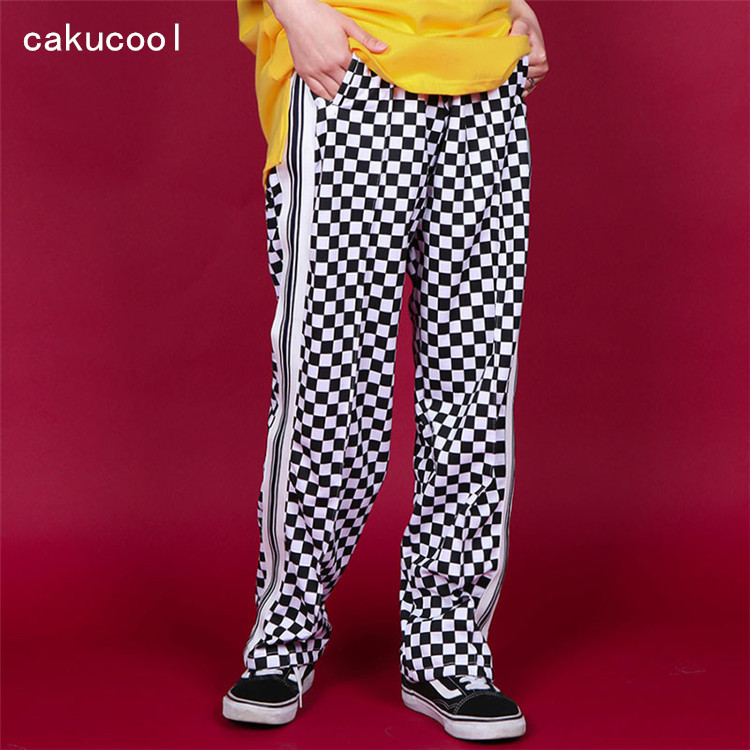 Online Buy Wholesale pink plaid pants from China pink plaid pants ...