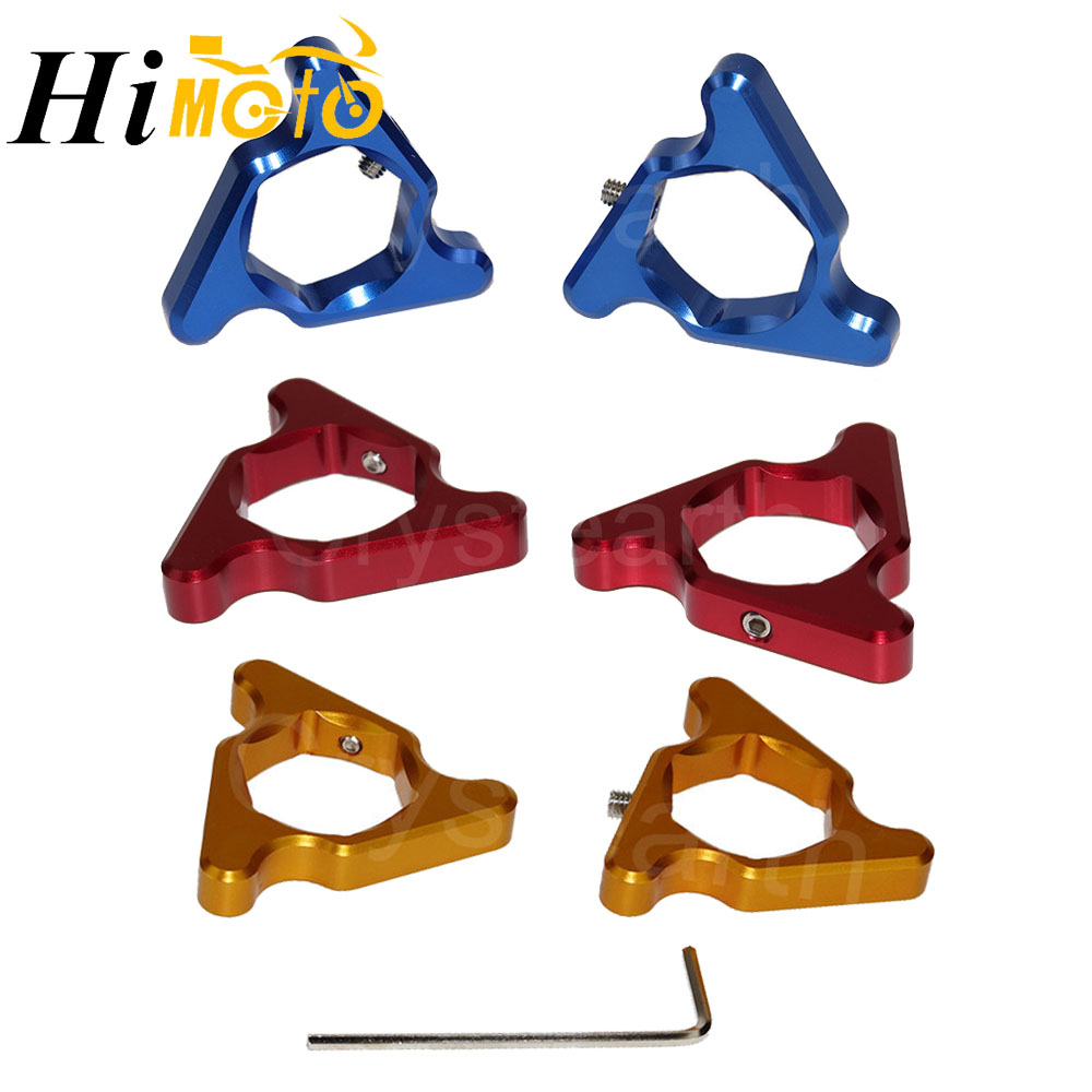 22mm Motorcycle Suspension Fork Preload Adjusters For Honda CBR600RR <font><b>CBR</b></font> <font><b>600</b></font> RR <font><b>2005</b></font> 2006 CBR1000RR 2004-2007 CBR954RR 2002 03 image