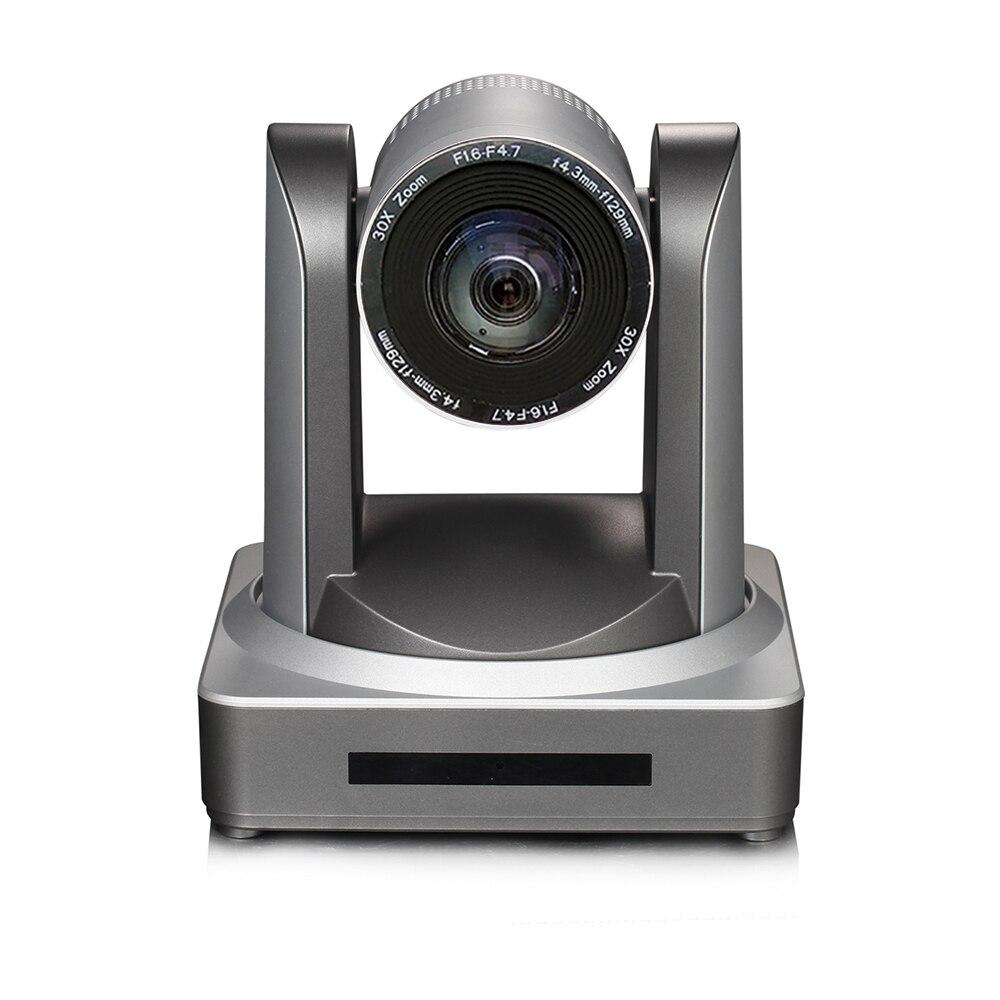Interface HDMI d'ip SDI de wifi de caméra de diffusion et de conférence du bourdonnement 30x superbe pour des accessoires de studio de photo - 2