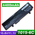 4400mAh laptop black battery for ASUS Lamborghini Eee PC VX6S VX6 1011 1015 1016 1215 R011 R051