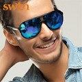 2016 Novos Homens Clássico Colorido Sapo ÓCULOS Óculos De Sol Homem Masculino Ao Ar Livre Óculos Polarizados Óculos de Sol Das Mulheres oculos de sol