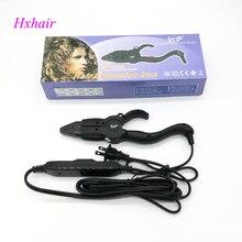 № 4 Отрегулируйте-темп наращивание волос Fusion разъем/наращивание волос Fusion Iron US plug 110 В черный розовый цвет разъем для волос