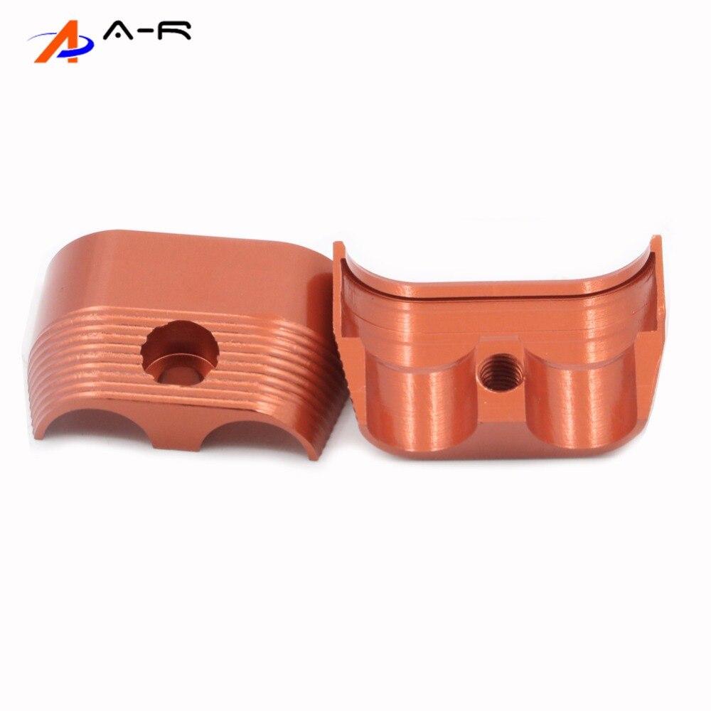 Dual Brake Gaskabel Klem Draad Separator Spacer Houder Guard Cover Protector Voor Ktm 690 990 1190 390 Rc 250 350 450 530 Straatprijs