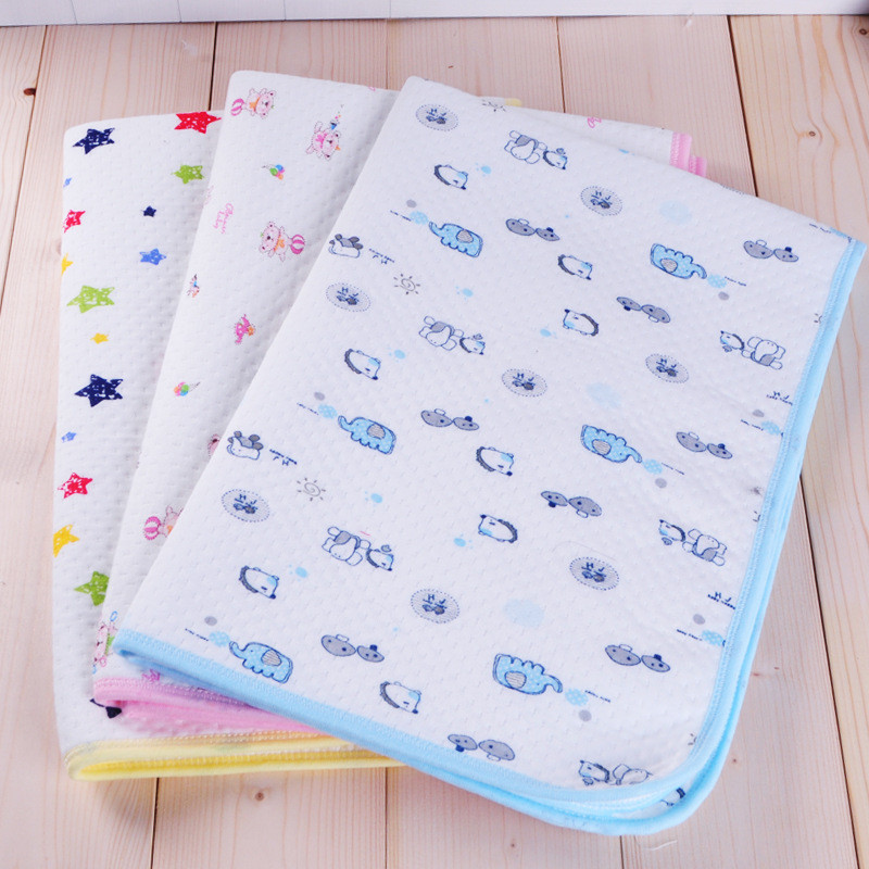 Baby Diaper Newborn Changing Pad Waterproof 2016 New Changing Mat Menstrual Pads Postpartum Infant Compartment Urine Mattress