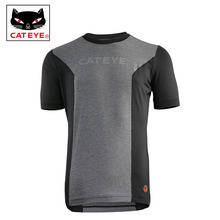 CATEYE Cycling Jersey Bike Short Sleeve Top Shirt Clothing Riding Jacket Bicycle Sportwear Ciclismo Jersey