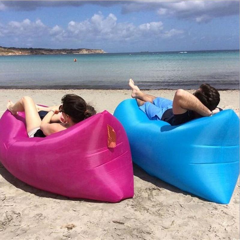 Bean Flatfish Sleeping Bed Sofa Air Bag Www
