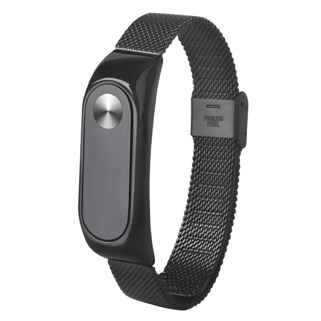Xiaomi Miband 2 Stainless Steel Strap