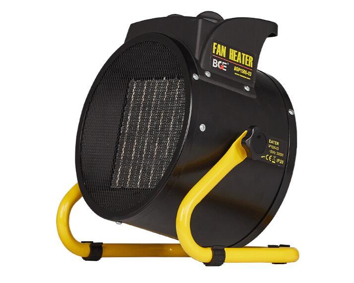 3000W ventilateur chauffage industriel chauffage électrique ménage haute puissance séchage ventilateur BGP1506-03