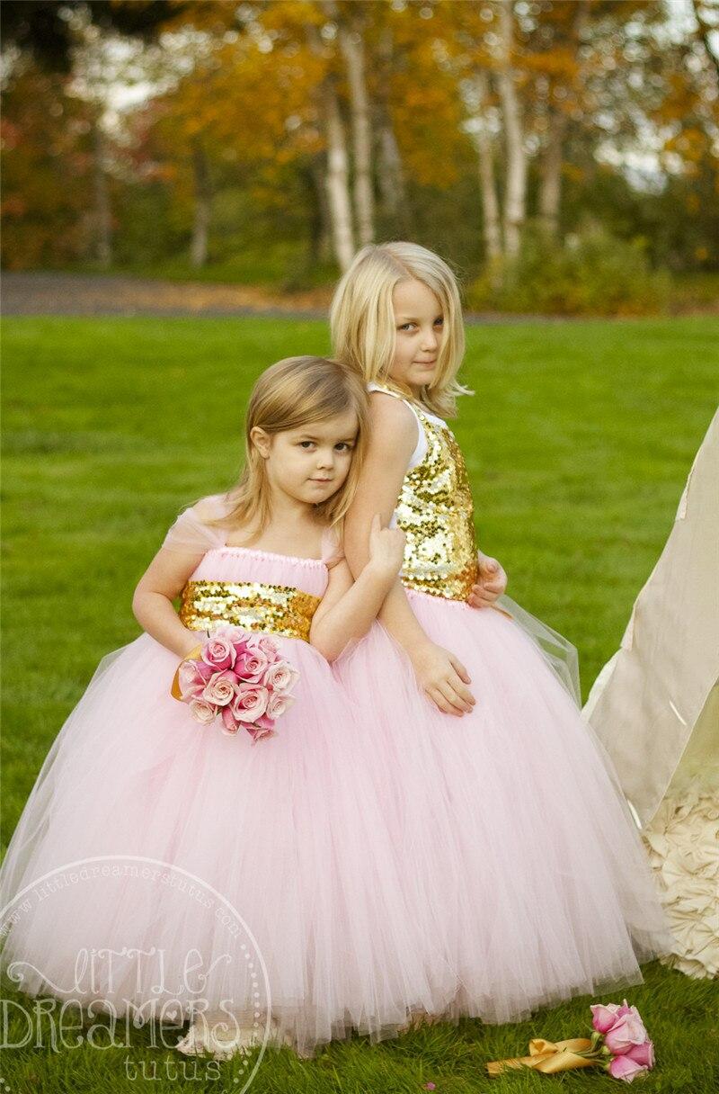 Aliexpress Com Buy Little Girls Pageant Dresses Fashion