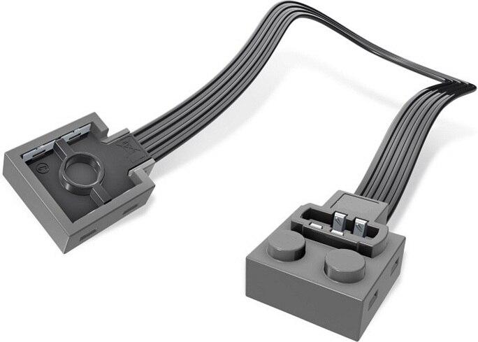 *Extension Cable (20cm)* GF012 1 Pc DIY Enlighten Block Brick Part No. 8886  Compatible With Other Assembles Particles