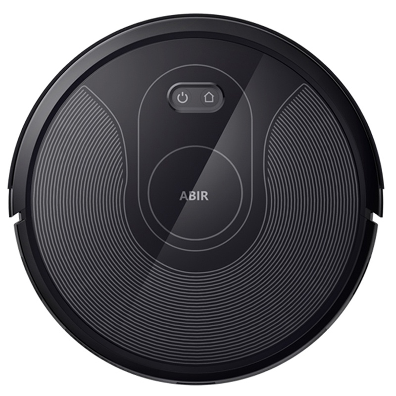 ABIR X5 Robot Vacuum Cleaner with 360ml big Water tank,WIFI APP, 2D Map&Smart Memory, Auto Charge Aspiradora Robot for Pet Hairs