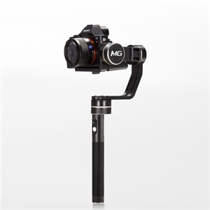 Feiyu Tech MG V2  Handheld gimbal 3-Axis Brushless 360Degrees for SONY NEX-5N NEX-7/A7RII/ILCE-7R/ILCE-5100/Panasonic LUMIX GH4 free shipping feiyu tech g4 gs gimbal 3 axis brushless gimbal for sony hdr az1vr fdr x1000v as series sport auction camera