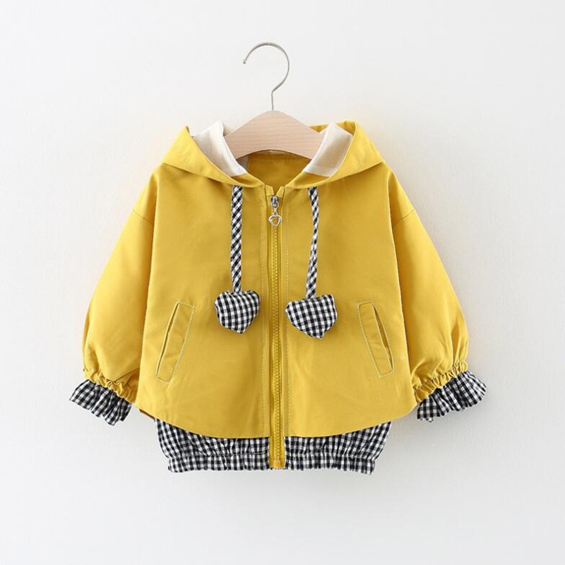 AJLONGER New Girl Jacket Winter Autumn Coat Fasion Sweet Princess Girls
