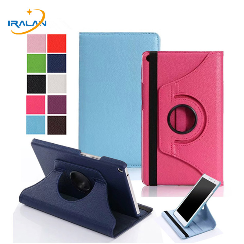 360 Rotating PU leather Cover For Huawei MediaPad T3 8.0 KOB-L09 KOB-W09 Tablet Folding Case for Honor Play Pad 2 8.0+film+pen 2015 9 k9 kob sneakerssize us7 12 kb9