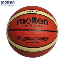 original molten basketball ball gt7  NEW Brand High Quality Genuine Molten PU Material Official Size7 Basketball