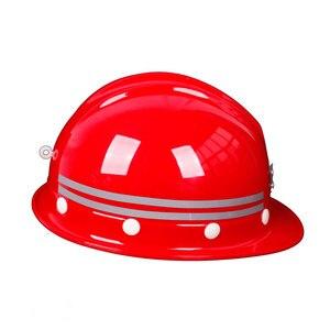 Image 4 - Chất lượng cao FRP đội mũ bảo hiểm ánh sáng Phía Trước có thể được cài đặt mũ bảo hiểm Cả Hai bên Xếp con trỏ An Toàn mũ bảo hiểm