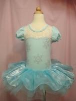 Girls Tutu Dress Up Princess Dance Dresses Kids Party Dresses Costume