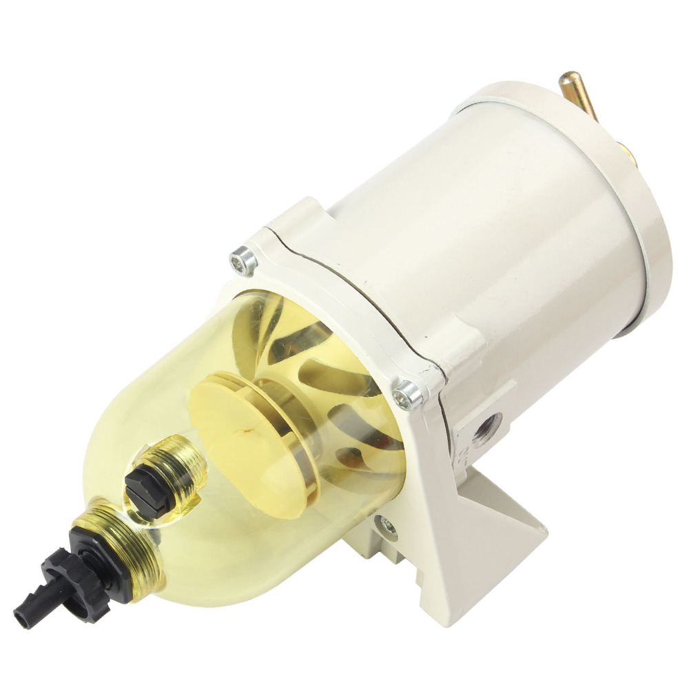 500FG 500FH OEM ASSEMBLY FUEL WATER SEPARATOR FILTER TURBINE DIESEL ENGINE FILTER MARINE SET PARTS INCLUDE