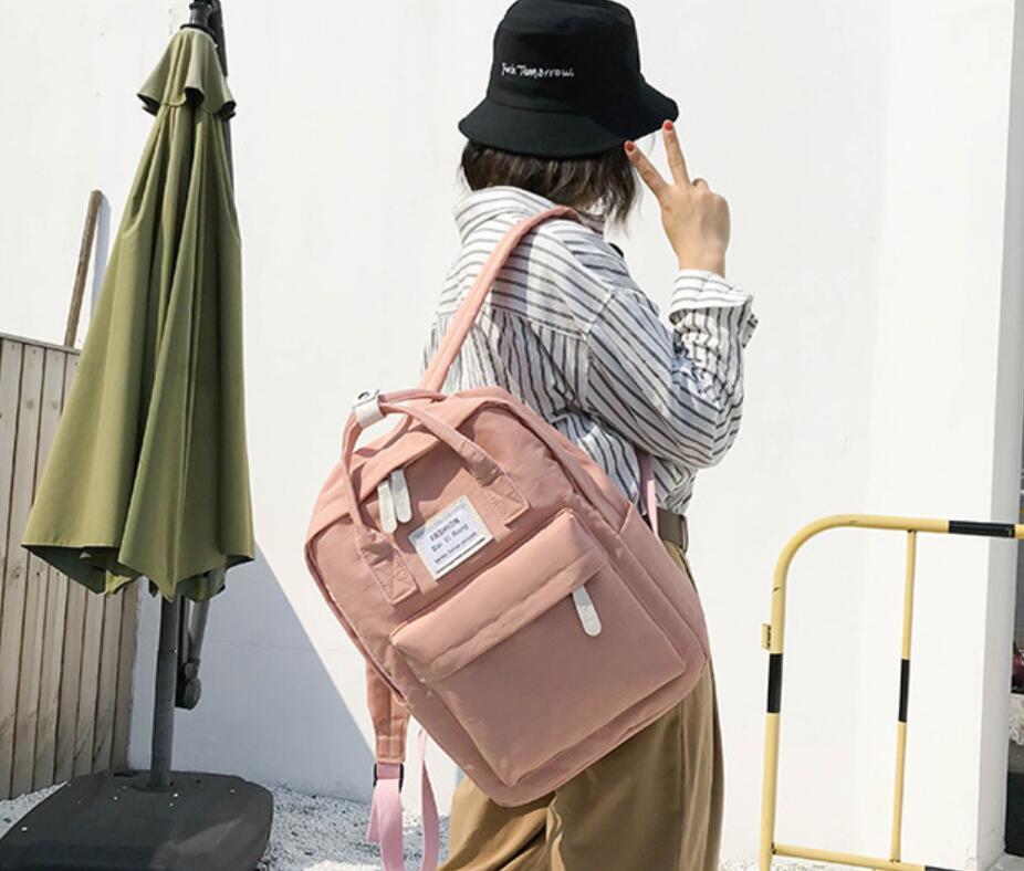 HTB1hoZGKXuWBuNjSszbq6AS7FXaR Yogodlns Campus Women Backpack School Bag for Teenagers College Canvas Female Bagpack 15inch Laptop Back Packs Bolsas Mochila