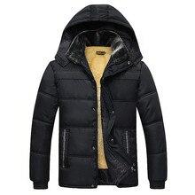 2016 Winter Casual Herren Pelz winter Mäntel Schwarz Outwear Dicke Warme Männliche Jacke Mantel Campera Hombre Invierno Homme Hiver Marque