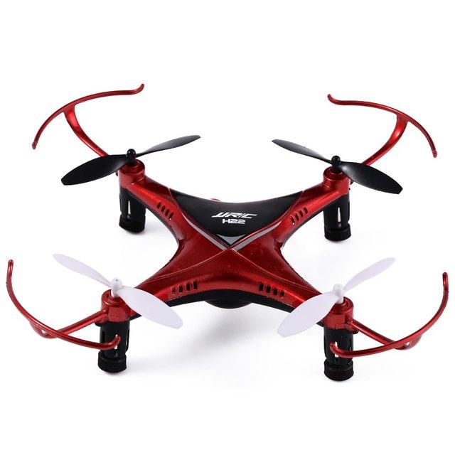 H22 Profissional 3D RC Quadcopter JJRC Double Side/Headless modo/360 Graus Capotamento rc helicóptero zangão brinquedos & hobbies