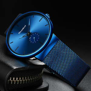 Image 3 - Readeel שעון גברים אופנה ספורט קוורץ שעון שעון Mens שעונים יוקרה מקרית מלא פלדה עמיד למים שעוני יד Relogio Masculino