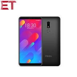 """Глобальный Встроенная память оригинальный новый мобильный телефон Meizu M8 Lite мобильный телефон 3 GB 32 GB MT6739 Meizu V8 смартфон 5,7 """"распознавания"""