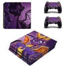 Spyro Reignited Trilogy PS4 Pro Skin Sticker Vinyl Decal Sticker